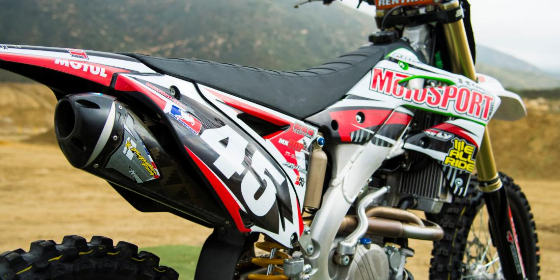How to Pick the Best 4-Stroke Exhaust for Your Dirt Bike
