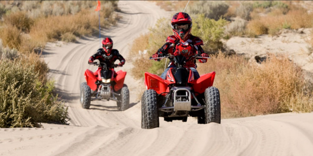 Choosing The Best ATV For Beginners | MotoSport