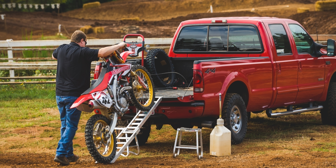Hauling 101 How To Haul Your Dirt Bike Atv Amp Street