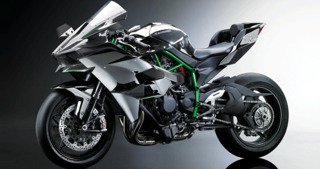 Kawasaki Ninja H2r Unveiled At Intermot Motosport