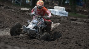 Steering stem height guide for ATVs
