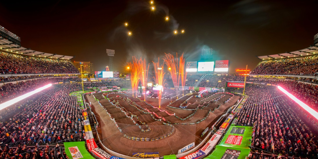 Gates Drop On Saturday For The 2015 Supercross Season