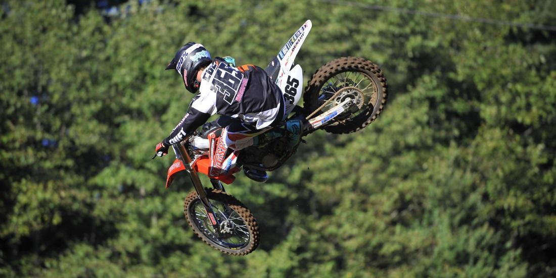 How to Jump a Dirt Bike | MotoSport