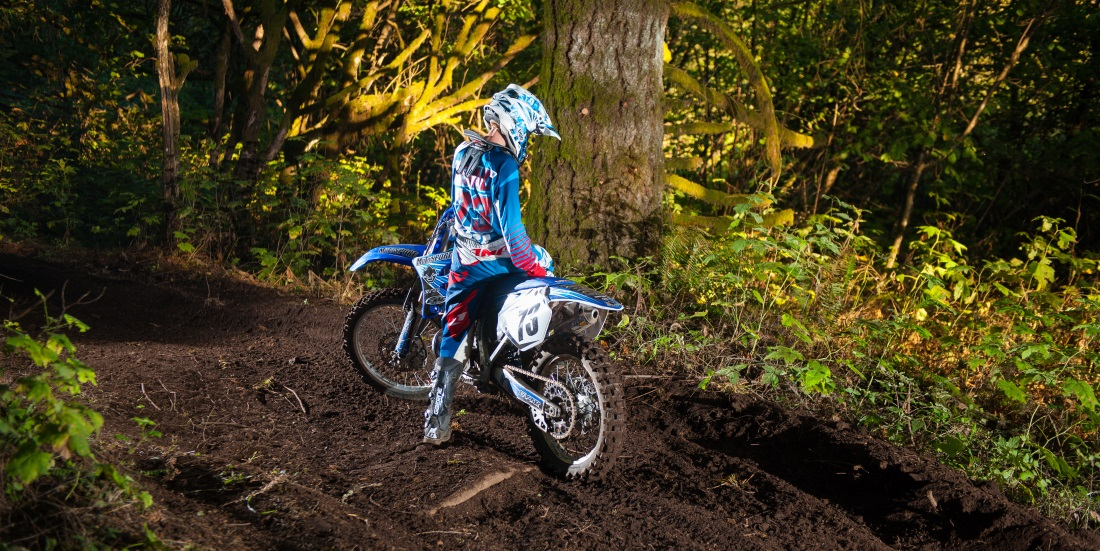 How To Bump Start a Dirt Bike | MotoSport